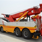 DONGFENG 8x4 heavy  tow truck
