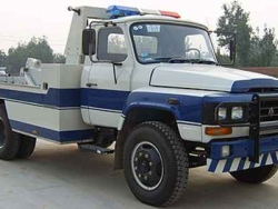Dongfeng 3 ton heavy tow truck