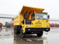 DongFeng CT870 Mining Dump Truck