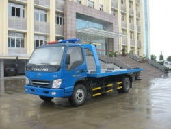 FOTON  3 TONS Flatbed Wrecker Truck