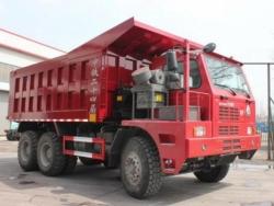 HOWO 6x4 60t Mining Dump Truck