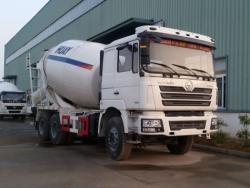 Shacman RHD 340hp 12 cubic meters concrete mixer truck