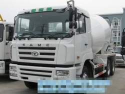 CAMC 6X4 8-10 cubic meters concrete mixer truck