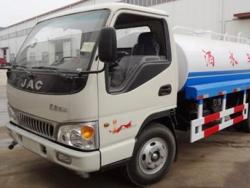 JAC 6000L drinking water truck