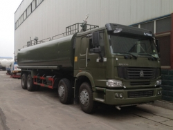 8x4 Howo 35000 liters Water Tanker