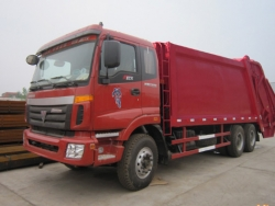 FOTON 6X4 Garbage Compactor Truck