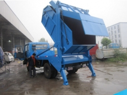 DONGFENG 10ton Arm Roll Hydraulic Lifter Garbage truck
