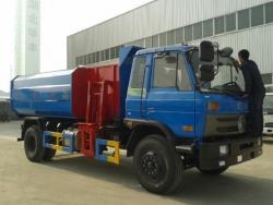 DFAC 4X2 12cbm 12000L Hydraulic Lifter Garbage truck