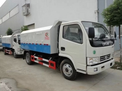 DongFeng 4*2 container garbage truck