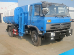 DONGFENG 8tons Hydraulic Lifter Garbage Collect Truck