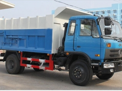Dongfeng EQ145 Container Garbage Truck