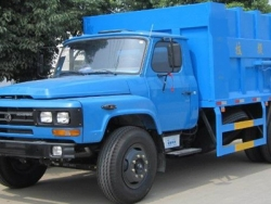 Dongfeng 140 Container Garbage Truck