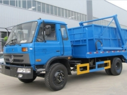 DFAC Forward Control Swing Arm Type Garbage Truck