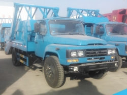 DONGFENG 140hp 4*2 5T Arm Roll Garbage Truck