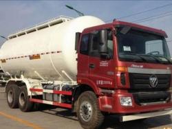 FOTON 6x4 bulk cement tanker truck