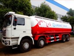 30ton bulk cement tank truck
