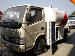 5000 liter Mini LPG Refueler Truck