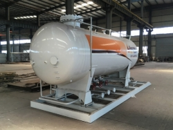 2500 gallon lpg cylinder filling station
