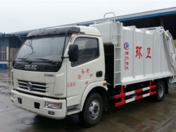 Dongfeng Rubbish compactor truck