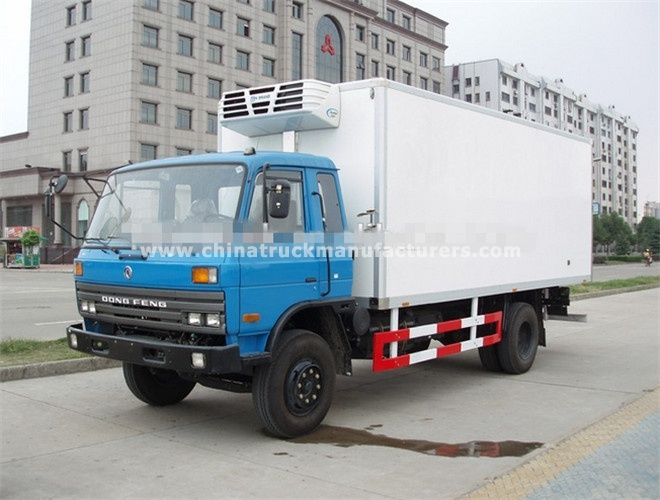 6cd82c2eb5 Dongfeng 8ton refrigerated van for sale Cheap Price - China Truck ...