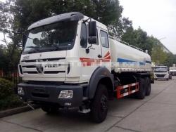 Beiben 20m3 water tank truck