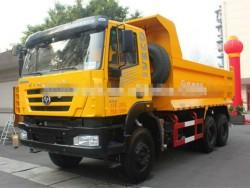 6x4 Hongyan Iveco Kingkan dump truck