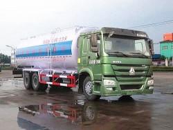 3 axles 25000L Bulk materials transport truck