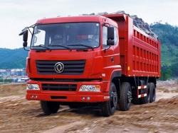 Dongfeng 8x4 12-Wheel Dump Truck
