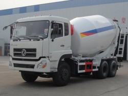 Dongfeng 6x4 10 Cubic Meters Concrete Mixer Truck