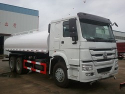 SINOTRUK HOWO 336hp 6x4 new condition 20m3 water sprinkler t