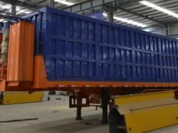 3 Axle 30CBM Dump Truck trailer