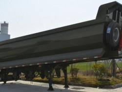3 Axle Dump rear tipper semi trailer