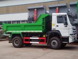 howo 4x2 16 tons tipper dump truck