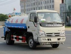 right hand drive 5m3 foton water trucks