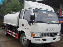 JAC 5000 water tank truck