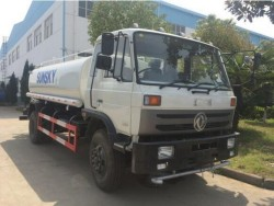 export to africa high quality dongfeng 12000 liter water tank truck