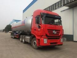 BPW 3 axle 59.5m3 59500L 25ton lpg tanker
