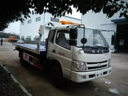 Shifeng 4 Ton Wrecker Truck