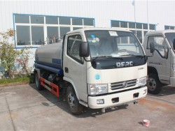 DongFeng (DFAC) 4X2 5000 liters watering truck