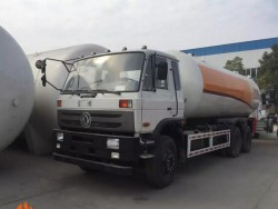 25cbm LPG Transport Truck