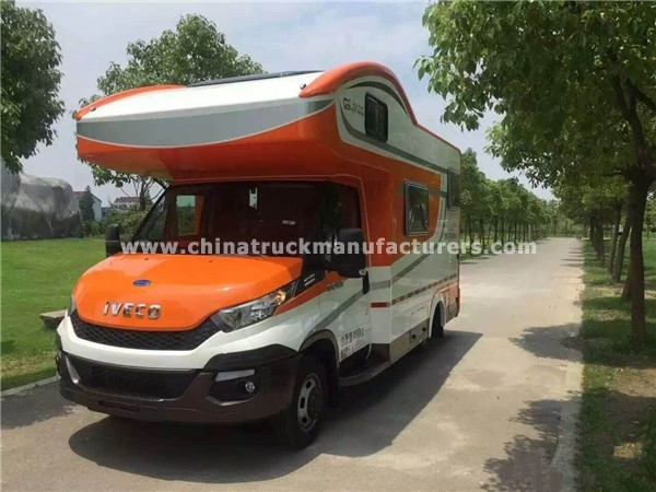 4x2 iveco motor home mobile caravan
