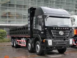 Iveco Genlyon 390hp 25T 8x4 dump truck