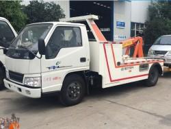 JMC 4x2 left hand drive small tow truck