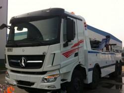 8x4 12wheels 50 tons rotator wrecker tow truck