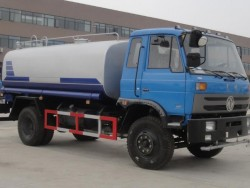 DONGFENG 4X2 10000 Liters water tank truck