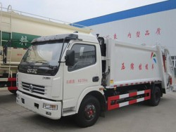 Dongfeng garbage compression truck 6M3