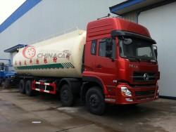 Dongfeng 40000L Bulk Cement Powder Tank Truck
