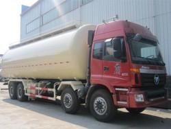 FOTON 8X4 40m3 Bulk Cement Powder Tank Truck