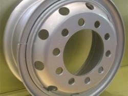 Wheel rim tires rims for truck trailer 8.5-24 / 8.5-20 /8.25-22.5