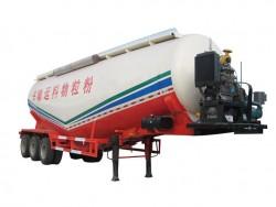 50 tons 3 axles bulk flour powder tanker trailer